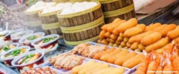 O que os chineses comem